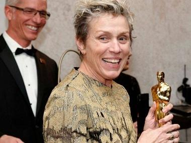 Oscars 2018: Best Actress awardee Frances McDormand's trophy stolen at after party; thief arrested later