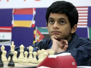 Viswanathan Anand says Nihal Sarin can be future world champion after being forced to a draw by the 14-year-old