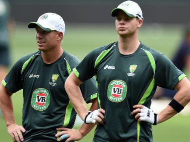 Australia's Steve Smith, David Warner play together in club game for first time since ban