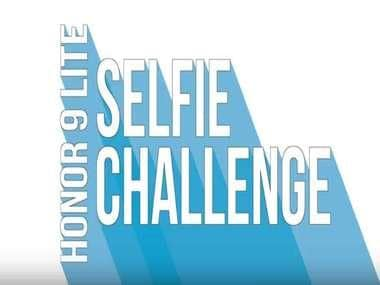 Brace yourself as we take the Huawei Honor 9Lite out for a Selfie Challenge!