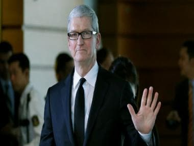 Tech companies need to take responsibility for the chaos they create: Apple CEO Tim Cook