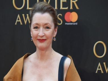 Cuba Gooding Jr, Sam Mendes, Lesley Manville attend The Olivier Awards in London