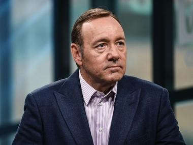Kevin Spacey pulled over by Washington police for speeding while exiting Reagan National Airport