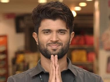 Vijay Devarakonda asks fans to help in combating Taxiwala piracy: I request you to honour the hard work