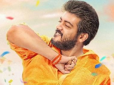 Viswasam movie review: Ajith holds together Siva's no-brainer that never stops playing to the gallery