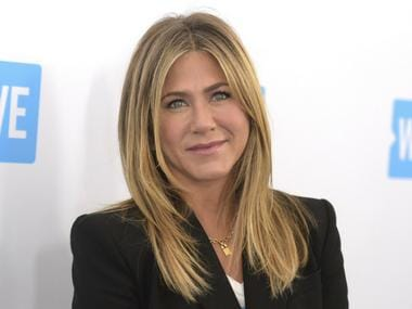 Jennifer Aniston to play President of the United States in Netflix political-comedy First Ladies