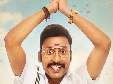 LKG movie review: RJ Balaji's satire is an interesting take on the power play that dominates Tamil Nadu politics
