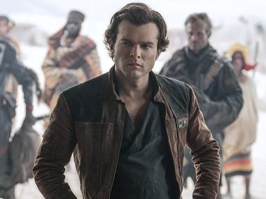 Solo: A Star Wars Story estimated to make upwards of $130 million in the US during Memorial Day opening weekend