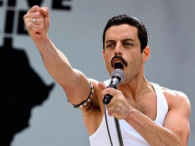 Rami Malek's portrayal of Freddie Mercury in Bohemian Rhapsody is far more truthful than the world it inhabits