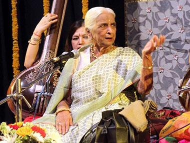 Girija - A Lifetime in Music: A documentary that pays mellifluous tribute to the Hindustani classical music legend