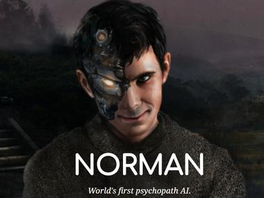 The world's first psychopath AI proves that an unbiased data set is critical for training AI algorithims