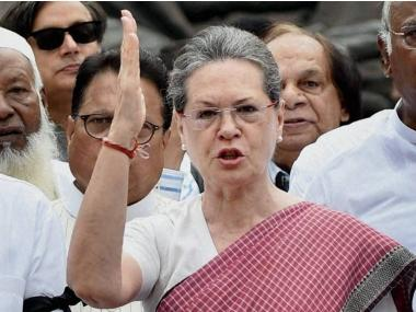Nehruvian legacy being undermined by those who have 'contempt' for India's first prime minister: Sonia Gandhi