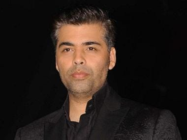 Karan Johar responds to troll joking about his sexuality: 'You absolutely original genius'