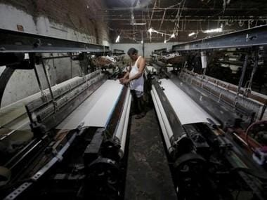 Union textiles minister Smriti Irani says govt will identify powerloom clusters, launches project 'India Size'