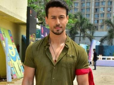 Tiger Shroff says he would love to do comedy films but 'right now it is not my cup of tea'
