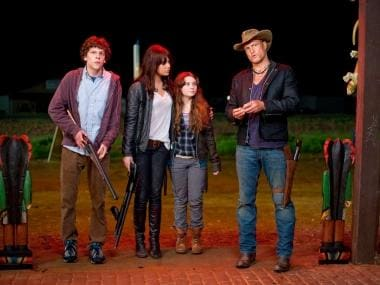 Zombieland 2: Zoey Deutch joins Emma Stone, Jesse Eisenberg in sequel to 2009 horror comedy
