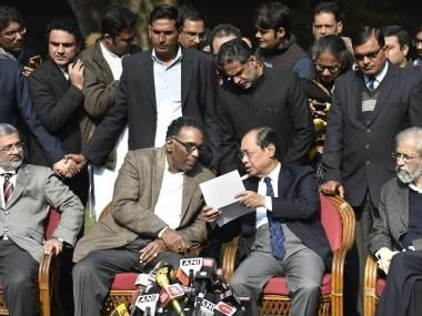 Collegium has to go, and it is just a matter of time before it does