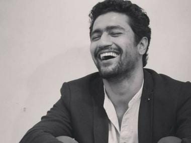 Vicky Kaushal resumes work after on-set injury during filming of Bhanu Pratap Singh's horror film