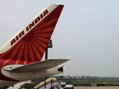 Empty Air India flight catches fire during at AC repair work at Delhi airport; airline calls it 'minor' incident
