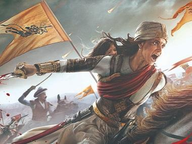 Manikarnika: The Queen of Jhansi — Karni Sena denies involvement in protests against Kangana Ranaut's film