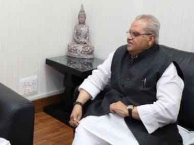 Amid spat with Rahul Gandhi over J&K visit, Satya Pal Malik says govt busy with I-Day preparations, will decide at 'convenient time'