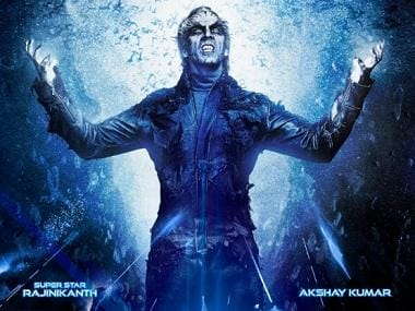 2.0 box office collection: Rajinikanth, Akshay Kumar's film rakes in Rs 9.15 crore on second Saturday