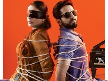 Andhadhun: Ayushmann Khurrana-Radhika Apte starrer announced IMDb's top Indian film of 2018