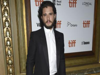 Kit Harington says playing Jon Snow made him feel 'very vulnerable', pushed him to seek therapy