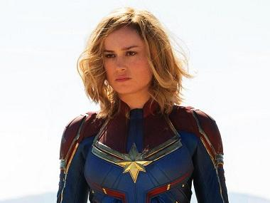 Captain Marvel box office collection: Brie Larson's superhero film mints Rs 48.47 cr in India during opening weekend