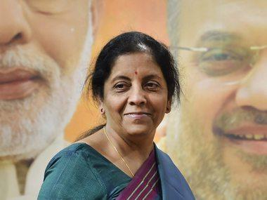 'Could be a Congress ploy': Nirmala Sitharaman on Imran Khan saying India-Pakistan talks have better chance under BJP regime