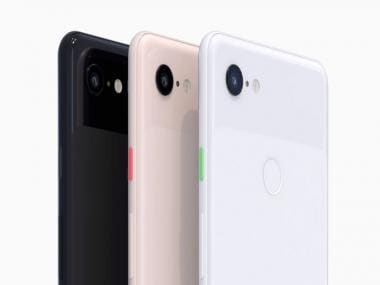Some Google Pixel 3 displays have a flickering problem that cannot be rectified