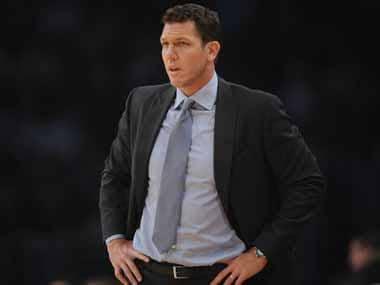 NBA: Sacramento Kings announce former Los Angeles Lakers boss Luke Walton as new head coach