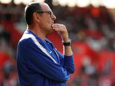Premier League: Maurizio Sarri 'not able to explain' Chelsea's humiliating 6-0 defeat to leaders Manchester City
