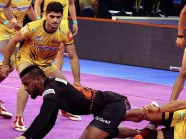 Pro Kabaddi League 2019: Telugu Titans shell out Rs 1.45 crore for Siddharth Desai; Monu Goyat picked up by UP Yoddha