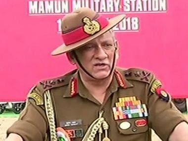 Bipin Rawat says army inquiring into 'misbehaviour' of soldiers with civilians in Arunachal Pradesh's Bomdila