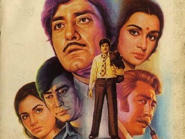 Raj Kumar, Asha Parekh's Bulandi is a mainstream Hindi masala film with art-house sensibilities