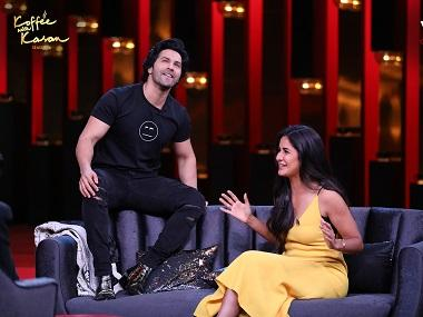 Koffee with Karan season 6: Varun Dhawan wins it all, Katrina Kaif gets alternative career
