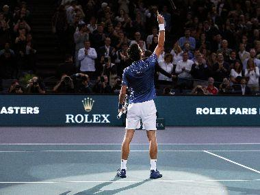 Paris Masters: Novak Djokovic beats Roger Federer in thriller to barge into final, calls victory one of his best ever