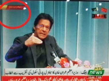 PTV's 'Begging' gaffe: Imran Khan govt's sacking of channel MD uncalled for, bloopers best laughed off