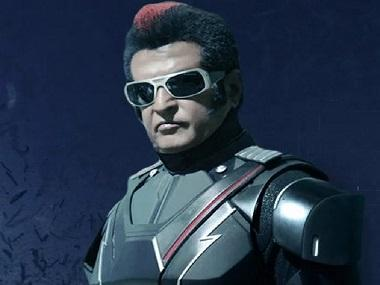Rajinikanth's suit in 2.0 cost more than a crore, says production designer Muthuraj