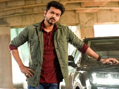 Sarkar stunt choreographers Ram-Lakshman on working with Vijay: 'His energy level is unmatchable'
