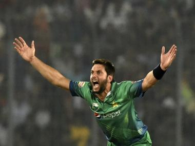 Small hearts, Kashmir and Indian flag: A look back at Shahid Afridi's love-hate relationship with India, its media