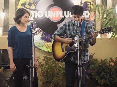 Patio Unplugged: Tejas Menon collaborates with Mali to perform originals Come On Love, Population