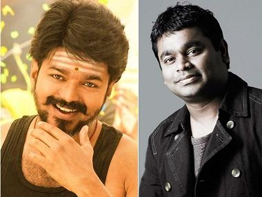 After Mersal, Vijay, Atlee, AR Rahman reunite for Thalapathy 63, target Diwali 2019 release