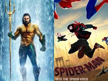 DC's Aquaman, Marvel's Spider-Man: Into The Spiderverse to clash at box-office on 14 December