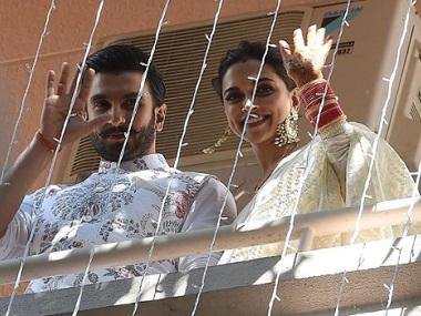 Deepika, Ranveer in Bengaluru ahead of wedding reception; Zayn Malik covers Race song 'Allah Duhai Hai': Social Media Stalkers' Guide