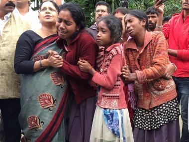 Tinsukia killings: Trinamool Congress delegation meets victims' kin, wants to produce them before president
