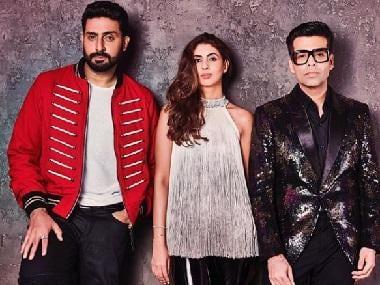 Koffee with Karan: Shweta Bachchan-Nanda, Abhishek Bachchan to appear together on Karan Johar's talk show