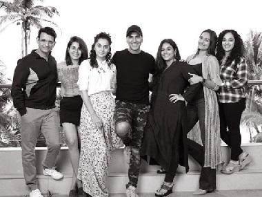Mission Mangal: Vidya Balan, Taapsee Pannu, Sonakshi Sinha join cast of Akshay Kumar's upcoming space drama