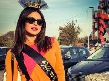 Priyanka Chopra celebrates bachelorette with Sophie Turner, Parineeti Chopra in Amsterdam
